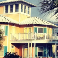 Our beach house in Panama City Beach