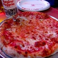Pizzeria Regina in Boston