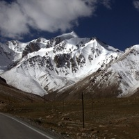 "Karakoram Highway by <a href=""http://www.flickr.com/photos/prestonrhea/"" target=""_blank"">prestonrhea</a> on Flickr.com"