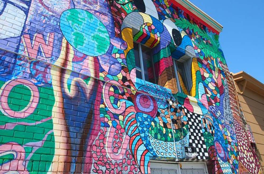where to find the best street art in san francisco