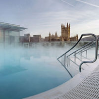 Thermae Bath Spa, picture courtesy of the spa