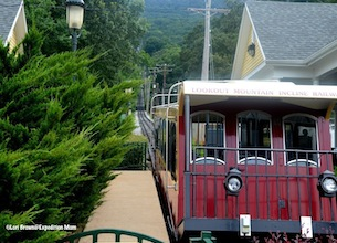 Incline Railway photo by Lori Brown