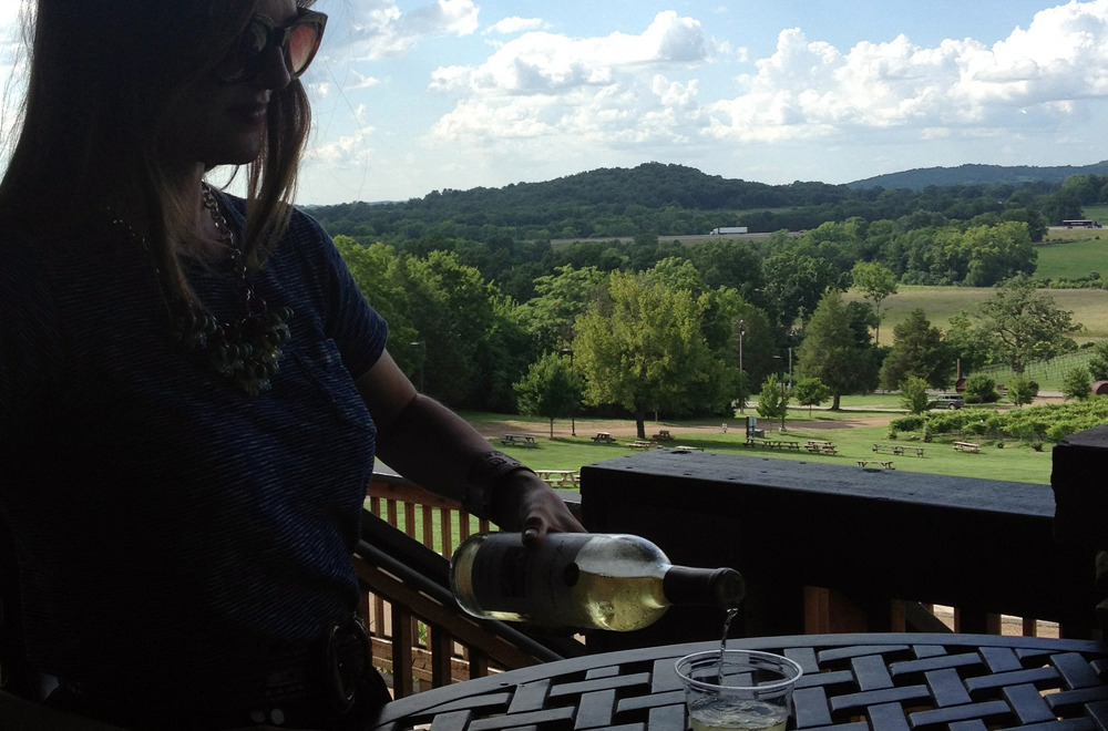 Arrington Vineyards near Nashville
