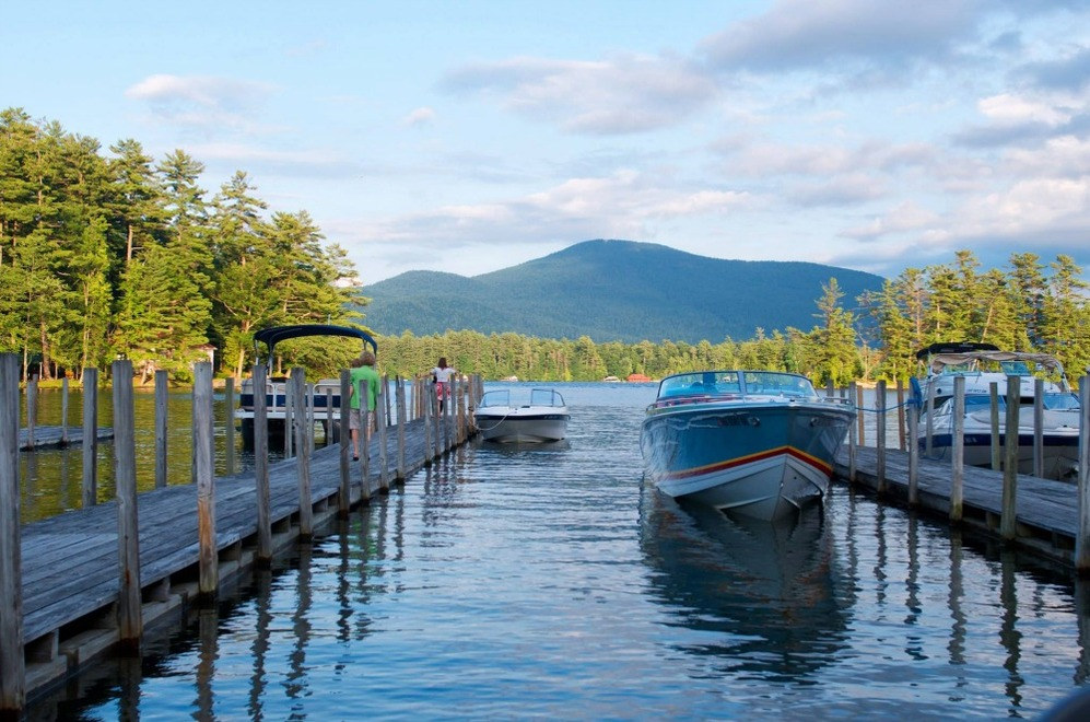 Lake George Local flotation devices – photo by Mitch Pengra