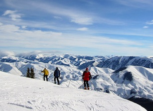 Idaho Skiing by CP Katie on Flickr