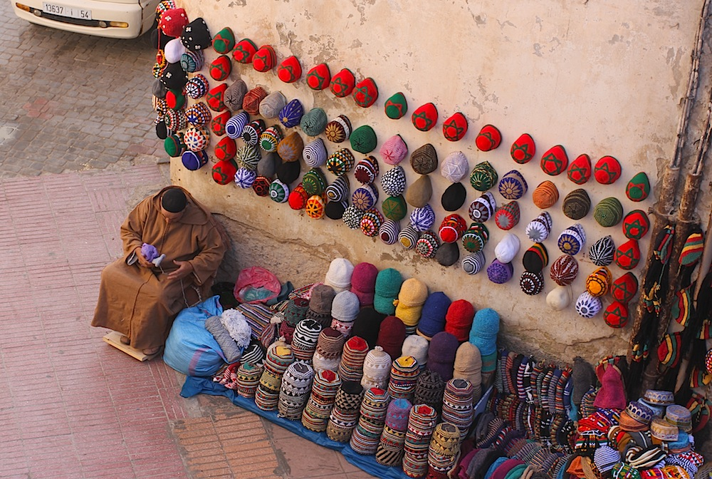 Market in Essaouira photo by Bobby Christian
