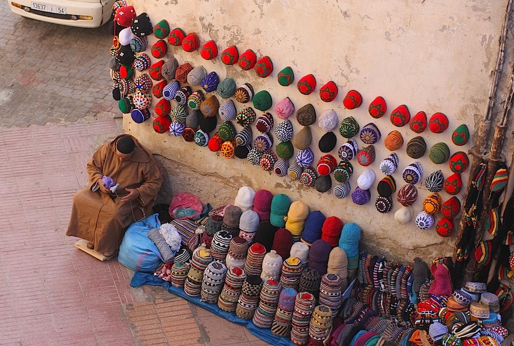 Market in Essaouira photo by Bobby Christian