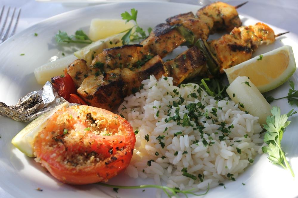 Fresh fish in Essaouira
