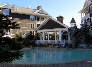 Pool at Allegheny Springs