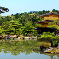 Kyoto- Golden Pavilion- credit Keryn Means