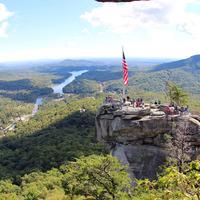 """Chimney Rock, NC by <a href=""""https://www.flickr.com/photos/daveynin/15684691709"""">daveynin</a> on Flickr.com"""
