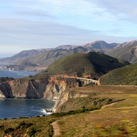 Bixby Bridge in Big Sur, photo by Jade Broadus