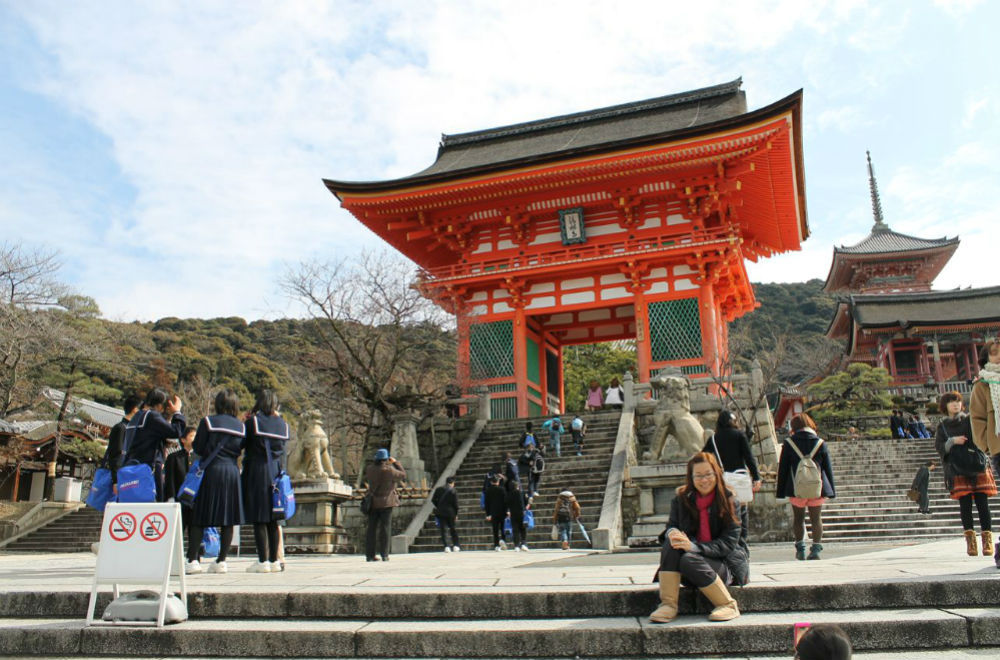 kyoto buddhist dating site About heian shrine, a shrine in kyoto dedicated the first and last  dating back just over a  the shrine serves as a site of the jidai festival.