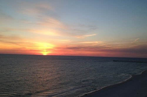 Sunsets in Panama City Beach