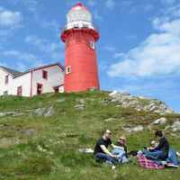 Lighthouse picnics is the perfect place for a romantic date, photo by Lola Augustine Brown