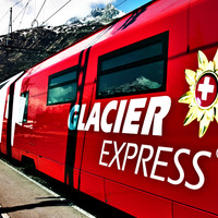 "The Glacier Express, a train to fall in love with, photo by <a href=""http://www.flickr.com/photos/kevinpoh/5786536923/"" target=""_blank"">kevinpoh</a> on Flickr.com"